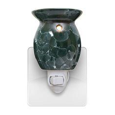 Marble Plug In Tart Ceramic Warmer