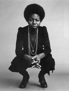 Nina Simone : une voix se lève   Vanity Fair