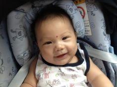 JJ's smile
