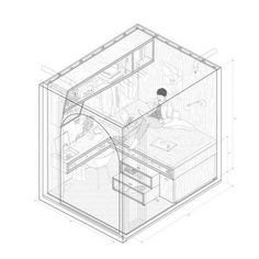 KDRUUM competition : Ouest Architecture