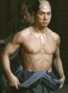 niahijima Japanese actor