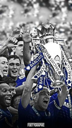 EPL Champions #Chelsea Leicester Football, Leicester City Fc, Chelsea Soccer, Chelsea Fans, Chelsea Champions, Chelsea Fc Wallpaper, Football 101, Chelsea London, Football Wallpaper