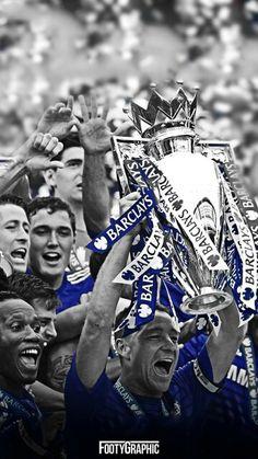 EPL Champions #Chelsea