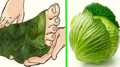 Wrap Your Feet With Cabbage Leaves In Order To Relieve Joint Pain - Happy and Healthy Living Home Remedies, Natural Remedies, Cabbage Benefits, Healthy Life, Healthy Living, New Recipes, Healthy Recipes, Healthy Food, Cabbage Leaves
