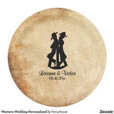 Western Wedding Pers