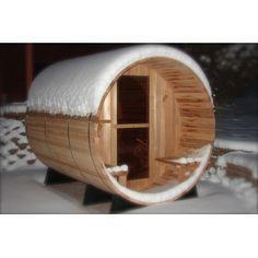 This is my cool sauna for if it is cold. In my sauna it is really hot! I Cool, Cool Stuff, Barrel Sauna, Traditional Saunas, Sauna Design, Outdoor Sauna, Finnish Sauna, Sauna Room, Spa