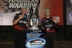Grabbing that NASCAR Nationwide Trophy at Atlanta! Ricky Stenhouse Jr, Ford Fusion, Nascar, Mississippi, Victorious, All About Time, Atlanta, Sleep, Racing