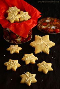 Kruche ciasteczka z białą czekoladą | Bea w Kuchni