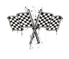 Checkered Flag - What all drivers look for!