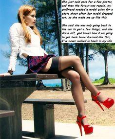 Forced Feminization Desires : Photo