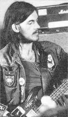 Lemmy Kilmister. Hawkwind