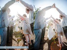 Hand Arch Wedding