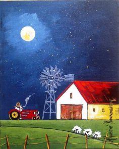 Annette Danhauser @ ZULU LULU ART HOUSE, KZN Midlands www.zulululu.co.za Windmill Drawing, Richard Burlet, South Africa Art, Kitsch, South African Artists, Fabric Painting, Diy Art, Art Pictures, Art Lessons