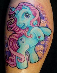 little pony tattoo (24)