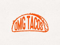 We never say this enough. Friday Favorite: OMG Tacos by Emily Carlton.