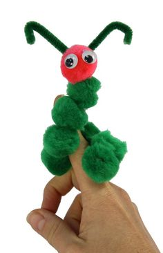 "This is a great way to bring the very popular kids book ""The very hungry caterpillar"" to life..."