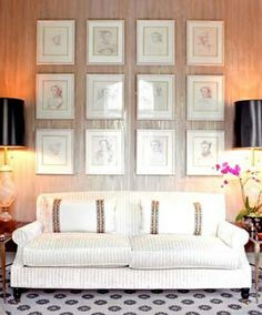 Creating a Gallery Wall in Five Easy Steps