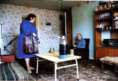 Richard Billingham- Ray's a laugh – La pajarera