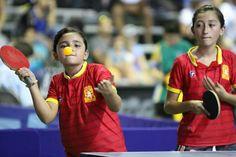 TENIS DE MESA: Sub 13 Femenino: Heredia 0 - 3 Esparza / Sub 18 Masculino: Heredia 3 - 2 Santa Ana