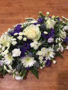 Floral Tribute ... Pallots Florist, St Helier, Jersey