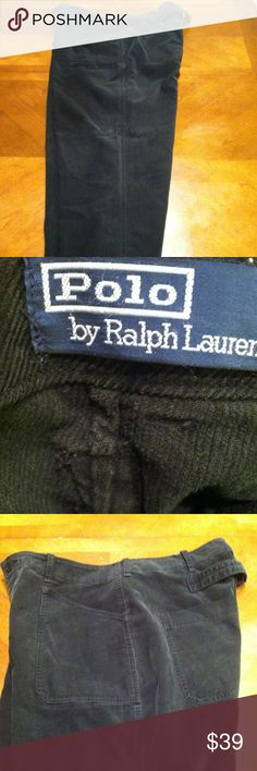 Men's Polo by Ralph Lauren. Like New Men's Polo by Ralph Lauren Pants- Like New - Size W36 L32. Looks very nice with winter sweater Polo by Ralph Lauren Pants Corduroy