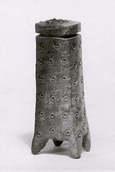 Handle (?) (Period: Iron Age II Date: ca. 9th century B.C. Geography: Iran, Hasanlu Culture: Iran Medium: Bone)