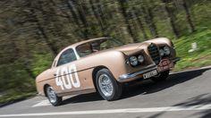 Alfa Romeo 1900C Sprint Supergioiello by Ghia 1953