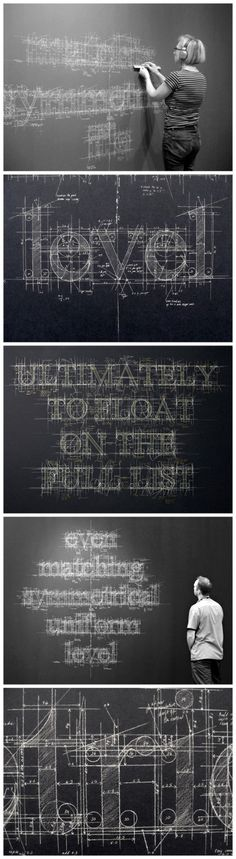 Liz Collini font Design Art