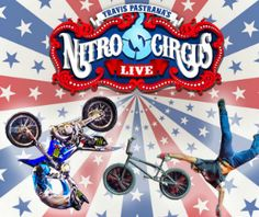 Win a family four-pack of tickets to Nitro Circus! | Macaroni Kid #mackid #contest