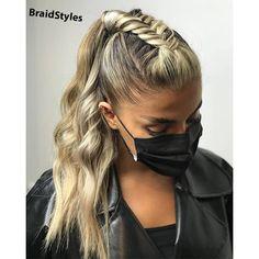 بافت کف سری تیغ ماهی نیمه باز کارداشیان Chignon Hair, Dreadlocks, Hair Styles, Beauty, Hair Plait Styles, Hair Makeup, Hairdos, Haircut Styles, Dreads