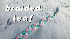 Braided Friendship Bracelets, Yarn Bracelets, Friendship Bracelets Tutorial, Bracelet Crafts, Friendship Bracelet Patterns, Hemp Bracelet Tutorial, Embroidery Floss Bracelets, Embroidery Store, Diy Braids