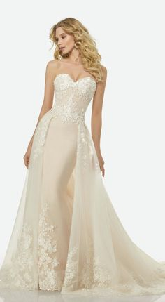 Courtesy of Randy Fenoli Bridal Wedding Dresses; www.randyfenolibridal.com