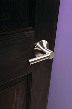 Schlage Decorative Collections Broadway Lever In Satin Nickel    Contemporary   Windows And Doors   Schlage