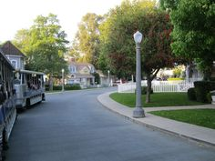Wisteria Lane... Universal Studios Hollywood California