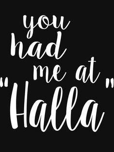You Had Me at Halla : Isak + Even - SKAM