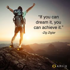 #MorningMotivation #quote #motivation #quoteoftheday #hiking #hike #ZigZiglar #08162013