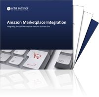 Amazon Marketplace SAP Business One integration: Learn how to synchronise data between #Amazon Marketplace and #SAP Business One. #sapb1 #ecommerce