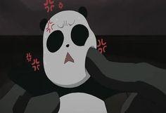 Fullmetal Alchemist. Xiao-Mei panda bites Alphonse