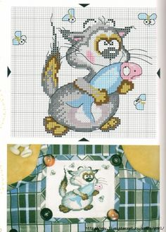 <3Cross Stitch
