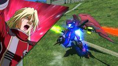 Gundam Versus: svelati due nuovi Mobile Suit!