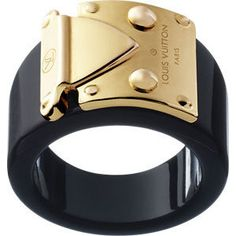 Lock Me Ring by LV