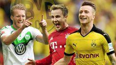 Mit der Kumpel-Clique Reus, Götze, Schürrle | Macht der neue BVB die Liga wieder spannend? - Bundesliga Saison 2015/16 - Bild.de