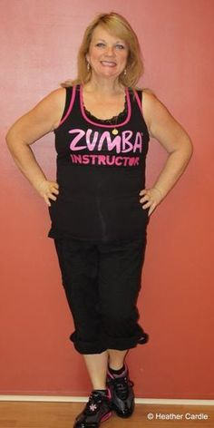 Joan's Journey: From Morbidly Obese to Zumba Instructor!