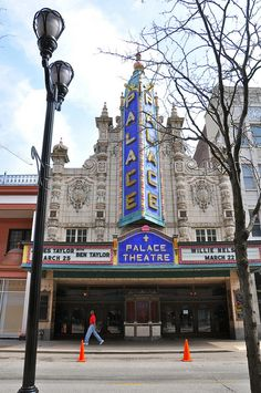 Palace Theatre  - Louisville Kentucky. This venue is great for a more intimate concern experience.