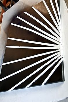 fun painting idea with tape...easy too!!