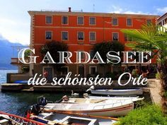 Lake Garda: these places should not be missed - Reise Places In Europe, Places To See, Camping Lac, Best Of Italy, Reisen In Europa, Voyage Europe, Lake Garda, Beautiful Places To Travel, Italy Travel