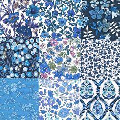 Liberty Fabric, patterns, kits, Liberty Tana Lawn - Liberty of London fabric online