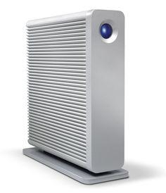 #LaCie D2 Quadra Hard drive.  #SimplyMac #Apple