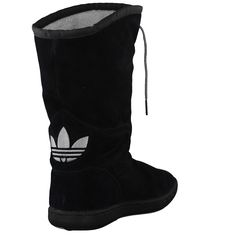 Hi W G16678 40 6 40 2 3 Trendiger Adidas Damen Stiefel Attitude Sup