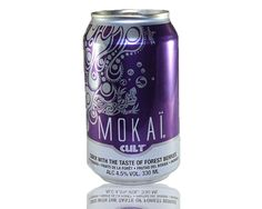 Cult Cider Mokai Forest Berries 0.33l